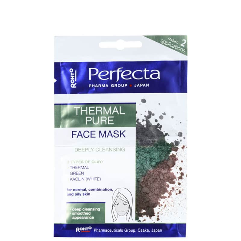 Perfecta Thermal Pure - Máscara Facial 2x 5ml