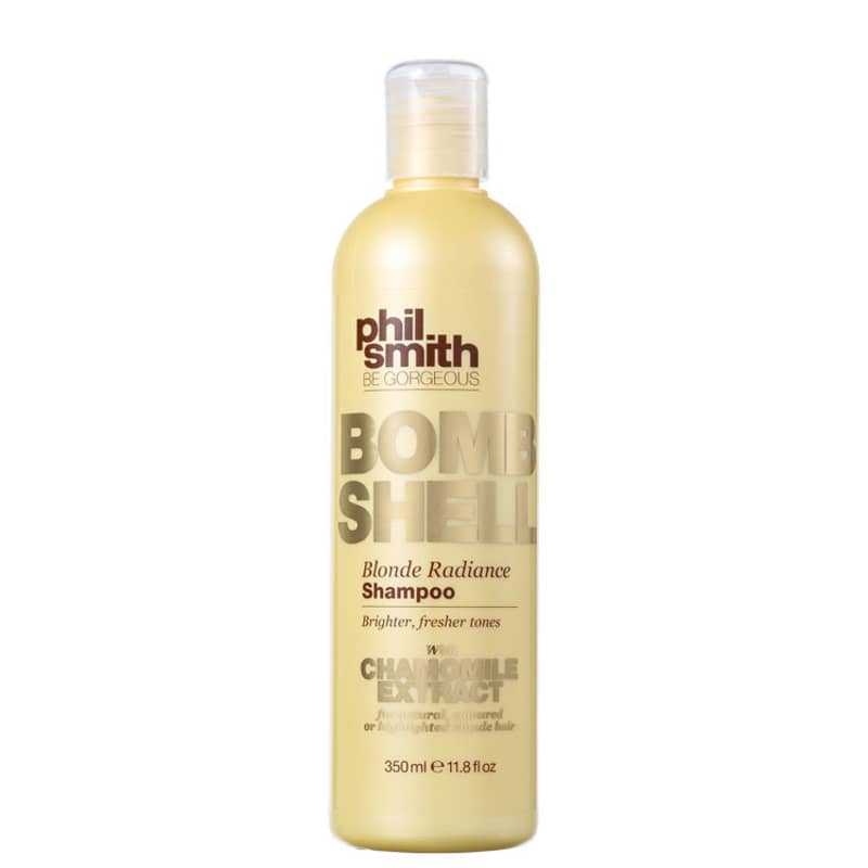 Phil Smith Bombshell Blonde Radiance - Shampoo Clareador 350ml