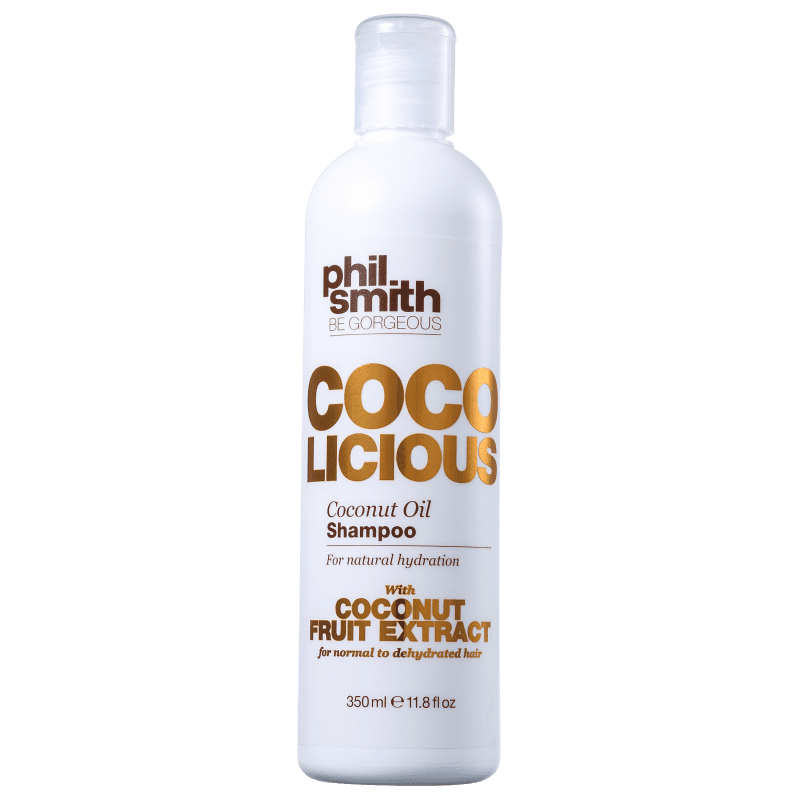 Phil Smith Coco Licious Coconut Oil - Shampoo 350ml