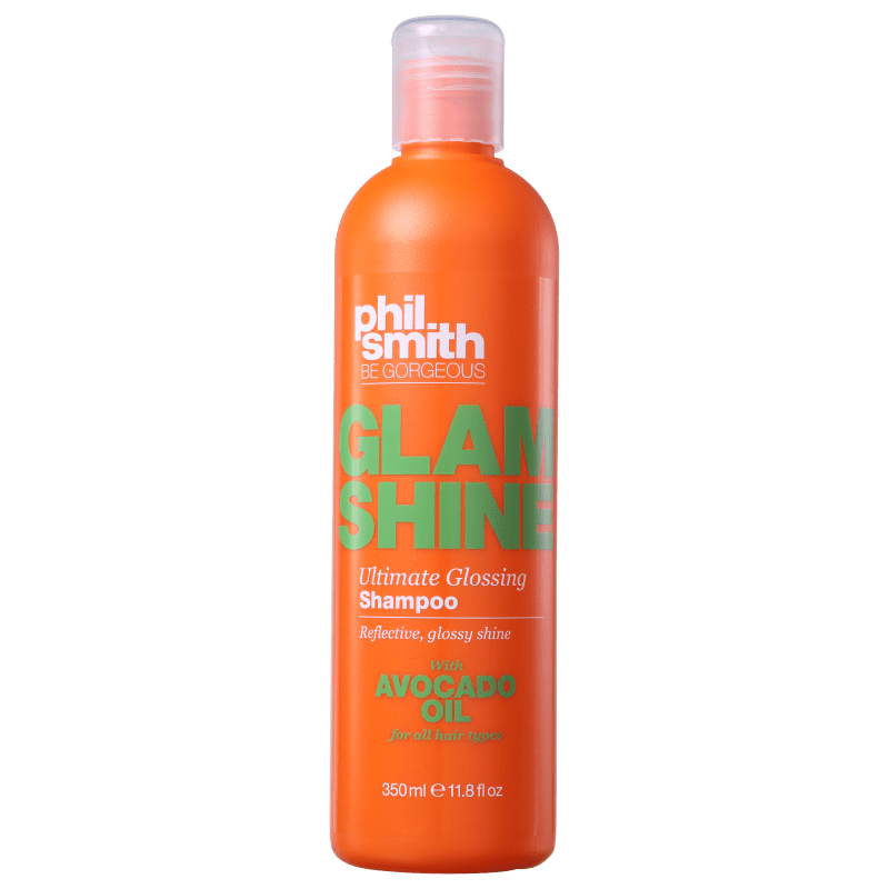 Phil Smith Glam Shine Ultimate Glossing - Shampoo 350ml