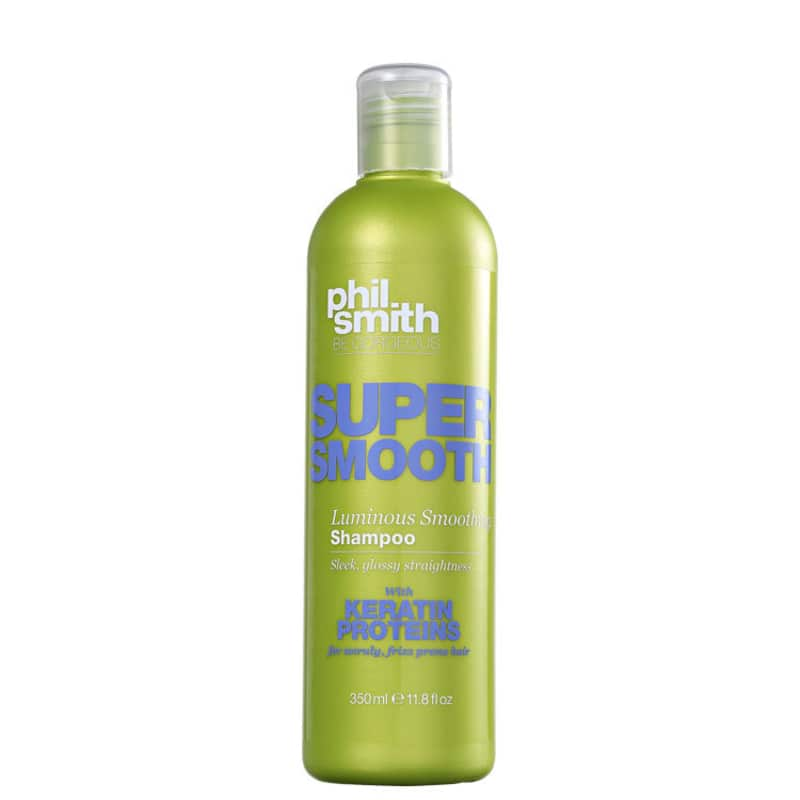 Phil Smith Oh So Straight Super Smooth - Shampoo 350ml