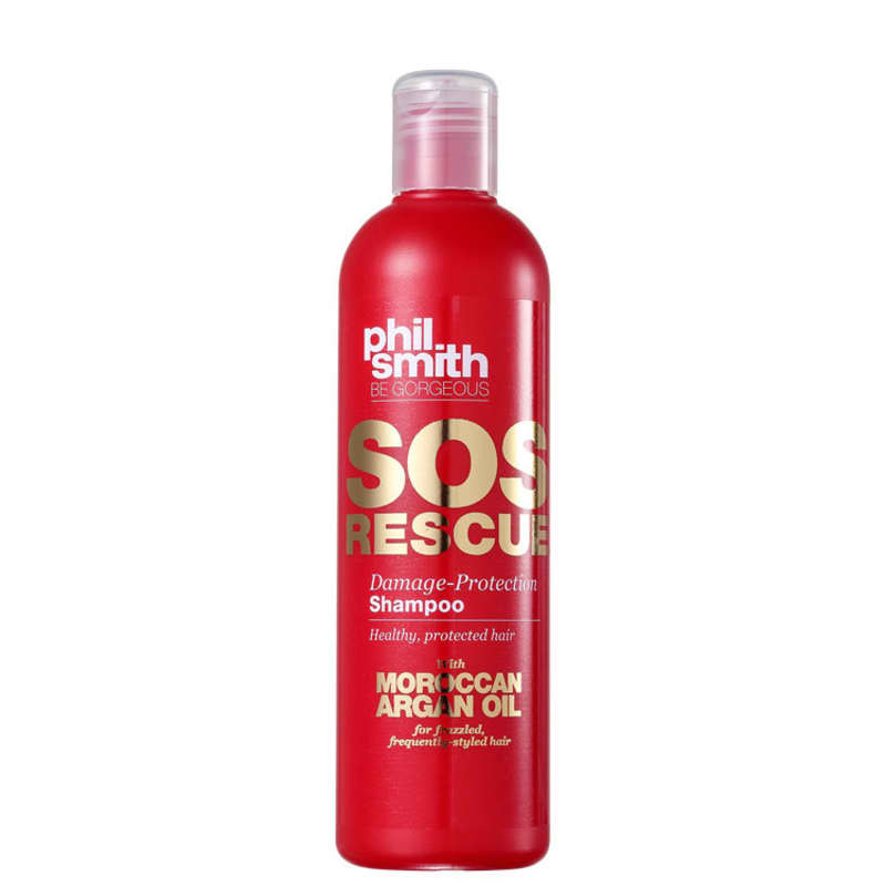 Phil Smith SOS Rescue Damage Protection - Shampoo 350ml