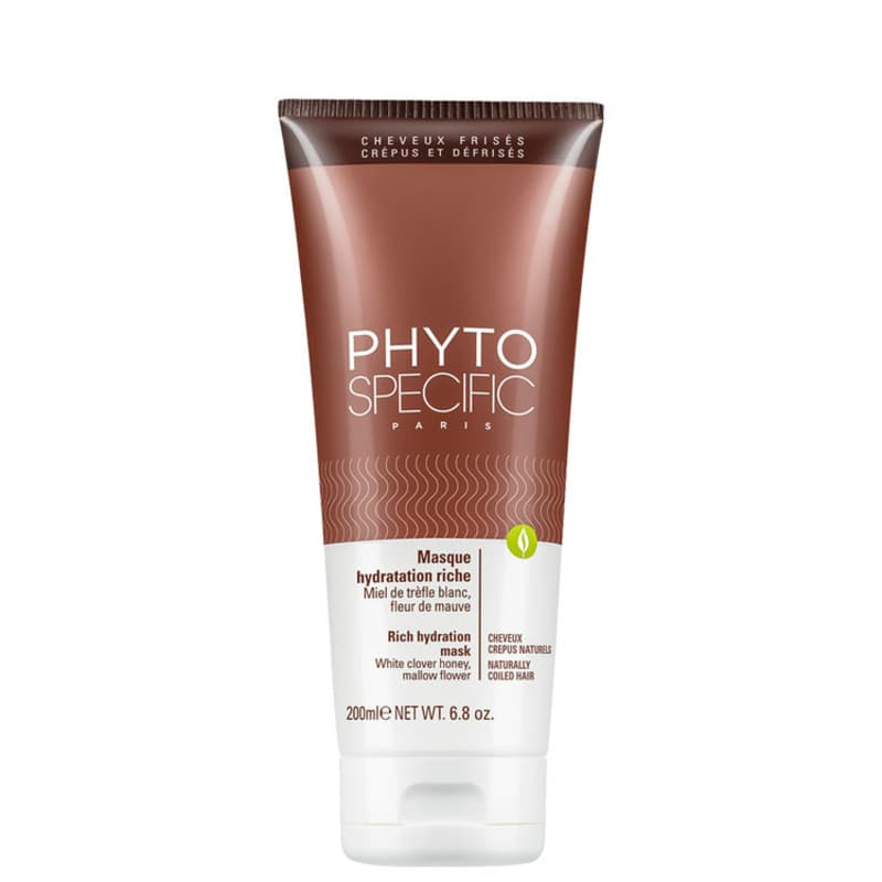 PHYTO Phytospecific Hydratation Riche - Máscara Capilar 200ml