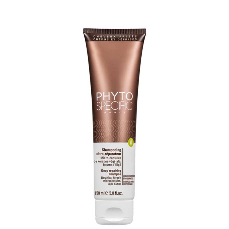 PHYTO Phytospecific Ultra-Réparateur - Shampoo sem Sulfato 150ml
