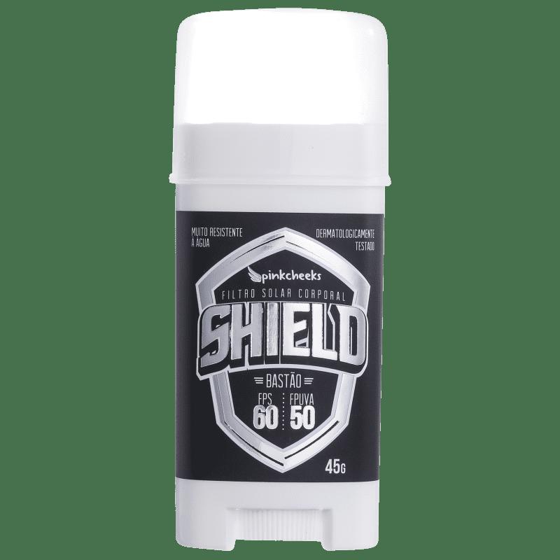 Pink Cheeks Shield FPS 60 - Protetor Solar em Bastão 45g