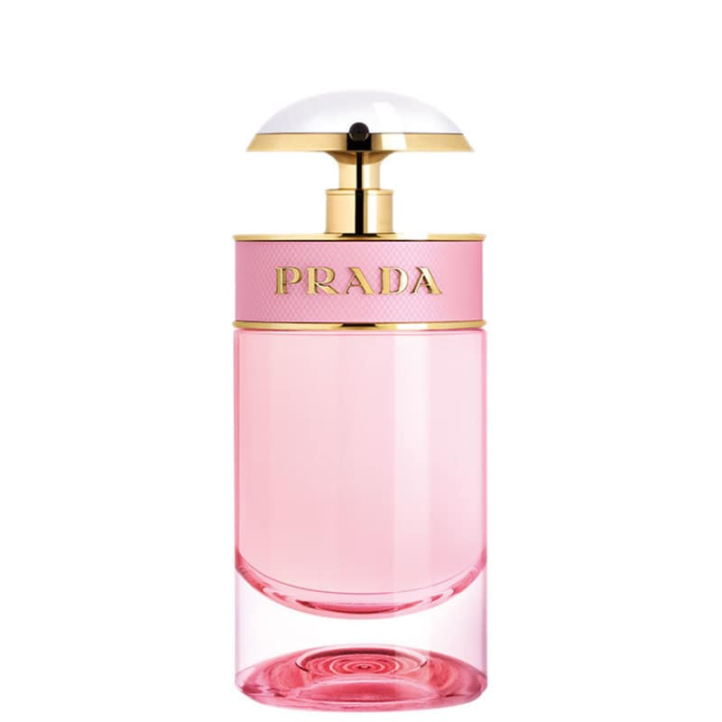 Prada Candy Florale Eau de Toilette - Perfume Feminino 50ml