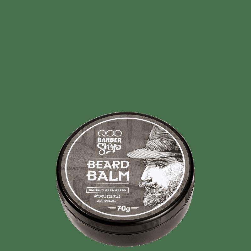 QOD Barber Shop - Bálsamo para Barba 70g