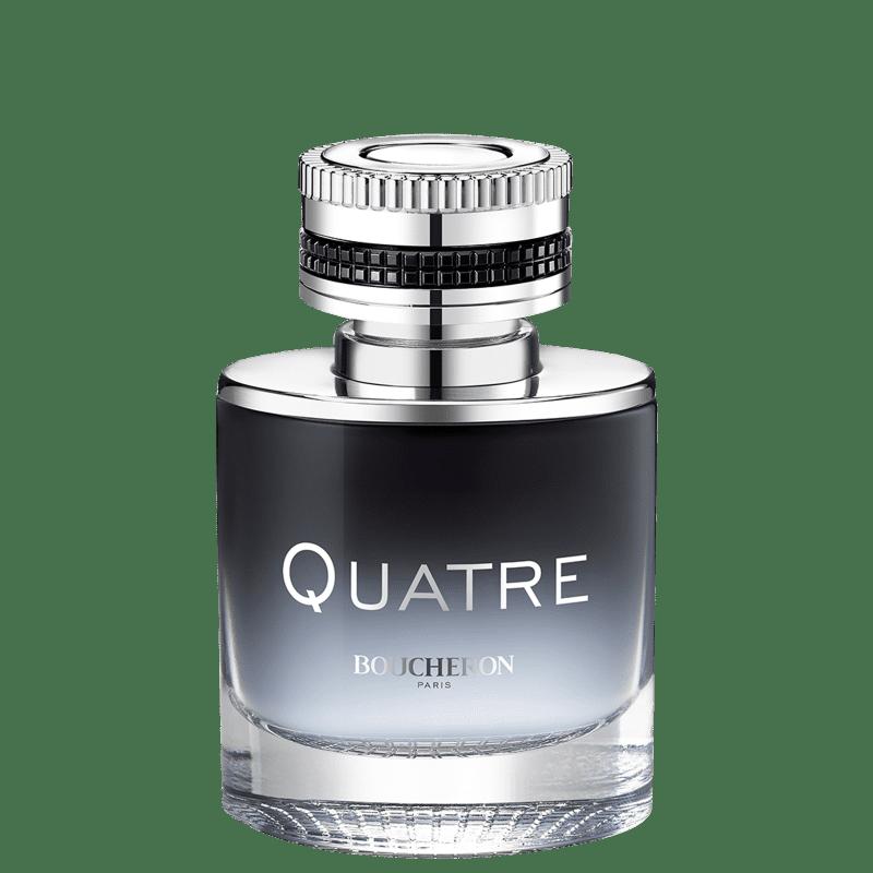 Quatre Absolu de Nuit Pour Homme Boucheron Eau de Parfum - Perfume Masculino 50ml