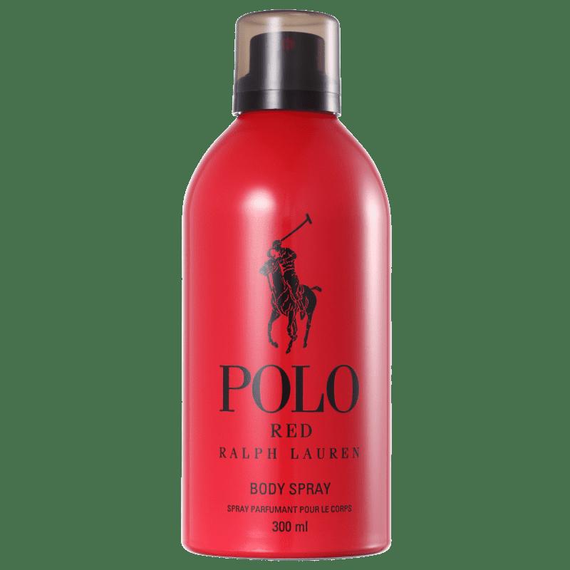 Desodorante Ralph Lauren Polo Red Body Spray Masculino 300ml