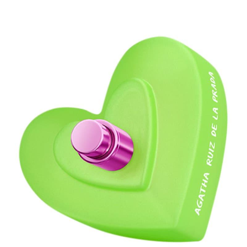 Rebel Love Agatha Ruiz de La Prada Eau de Toilette - Perfume Feminino 80ml