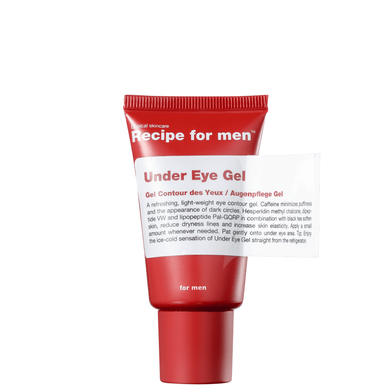 Recipe for Men - Gel para Área dos Olhos 25ml