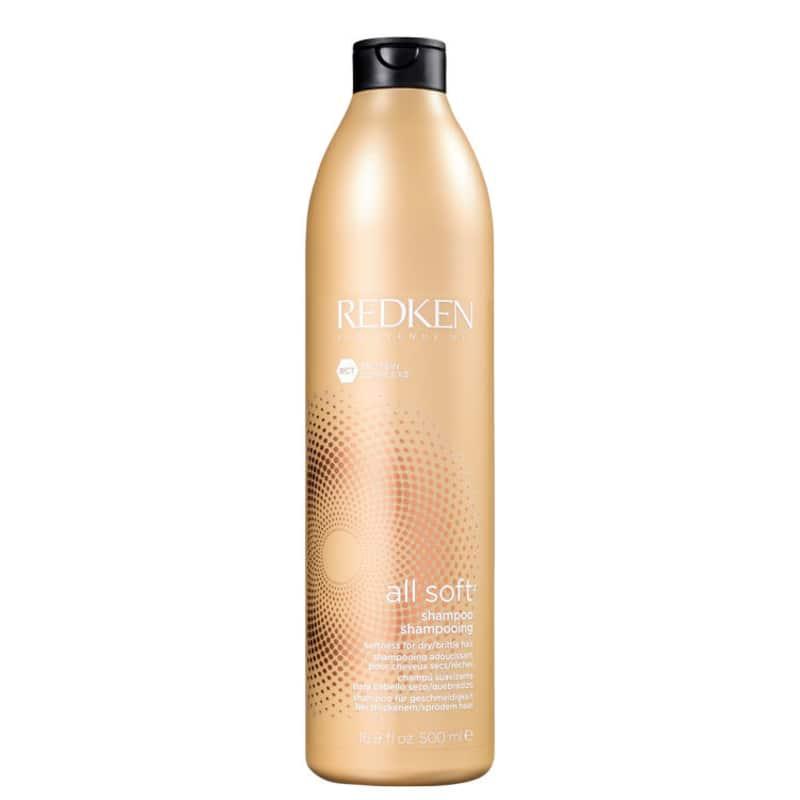 Redken All Soft Edição Limitada - Shampoo 500ml