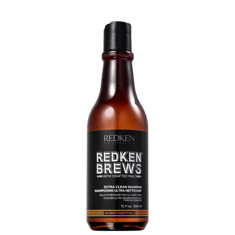 Redken Brews Extra Clean - Shampoo 300ml