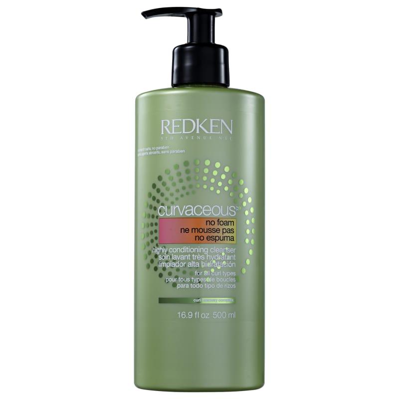 Redken Curvaceous No Foam - Shampoo 2 em 1 500ml