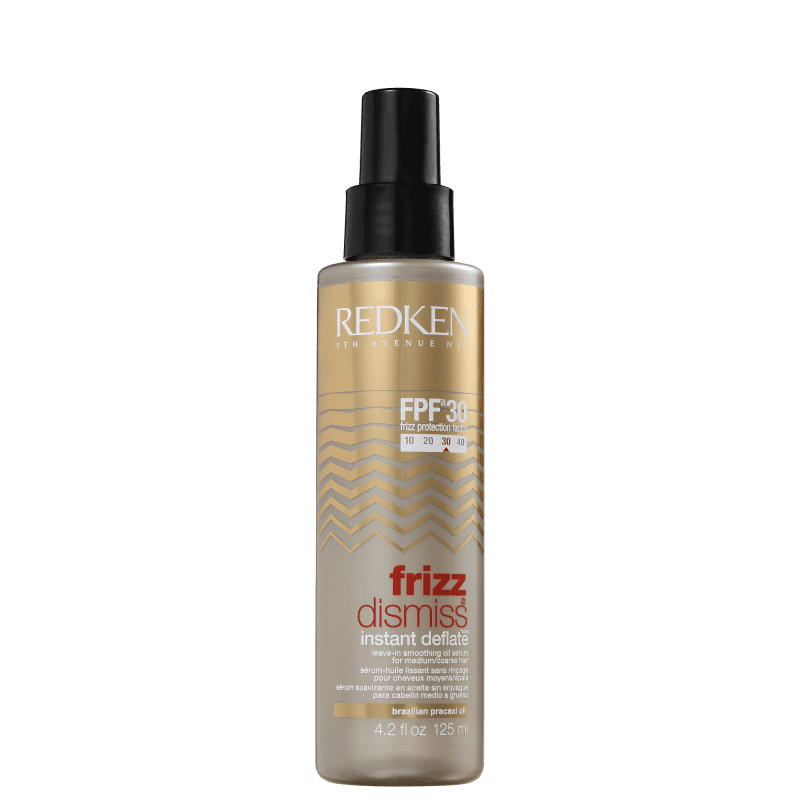 Redken Frizz Dismiss Instant Deflate FPF 30 - Leave-in 125ml