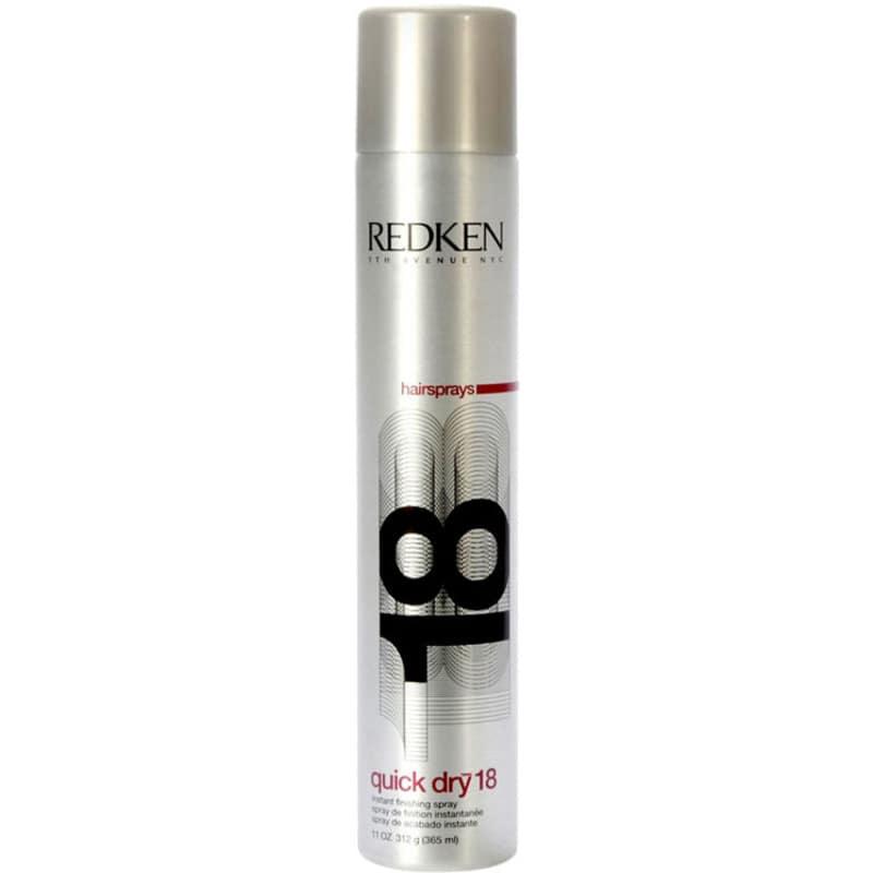 Redken Quick Dry 18 - Spray Fixador 365ml