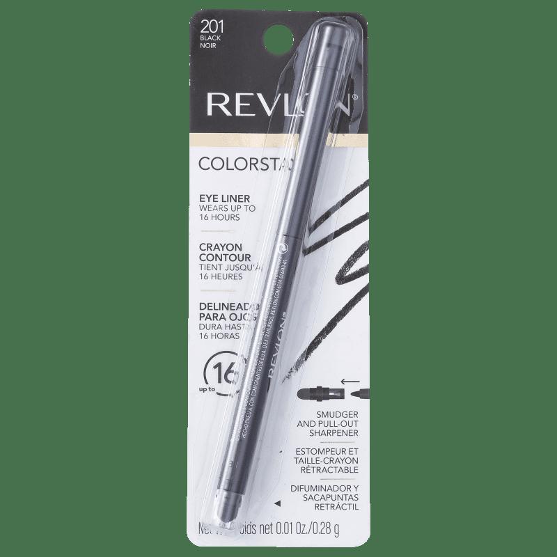 Revlon ColorStay Black - Lápis de Olho