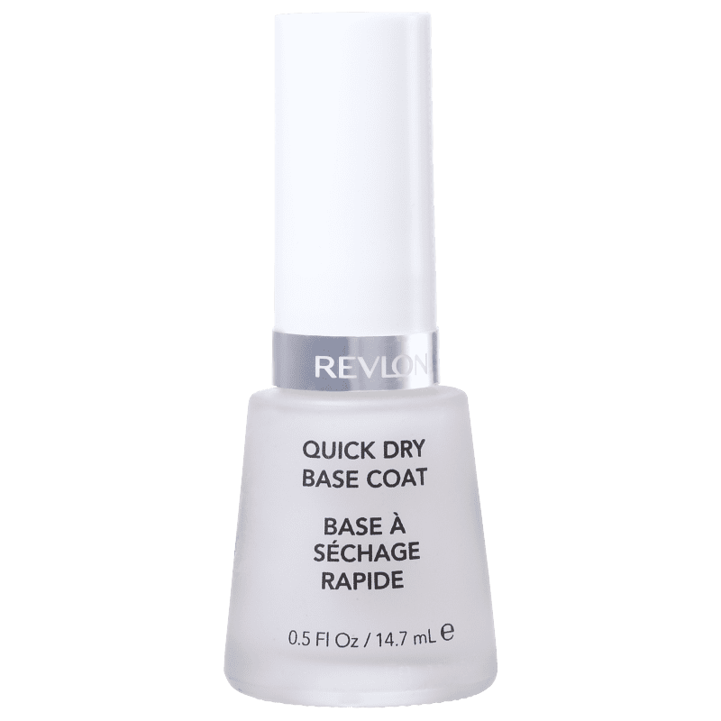 Revlon Nail Care Base Coat - Base Incolor para Unhas 14,7ml