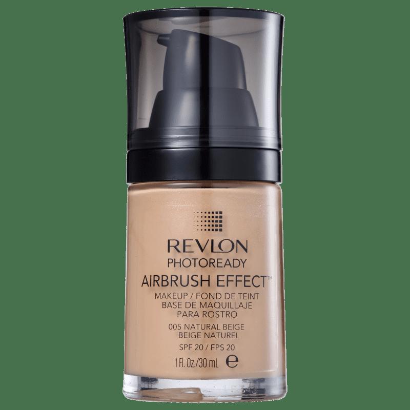 Revlon Photoready Airbrush Effect FPS 20 Natural Beige - Base Líquida 30ml