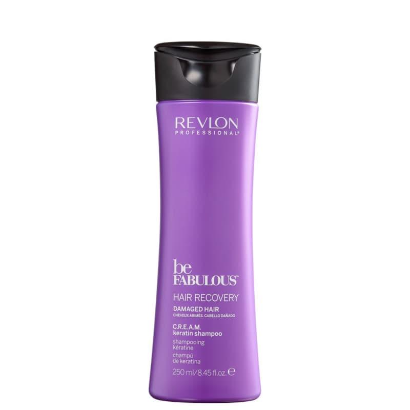 Revlon Professional Be Fabulous C.R.E.A.M. Keratin - Shampoo 250ml