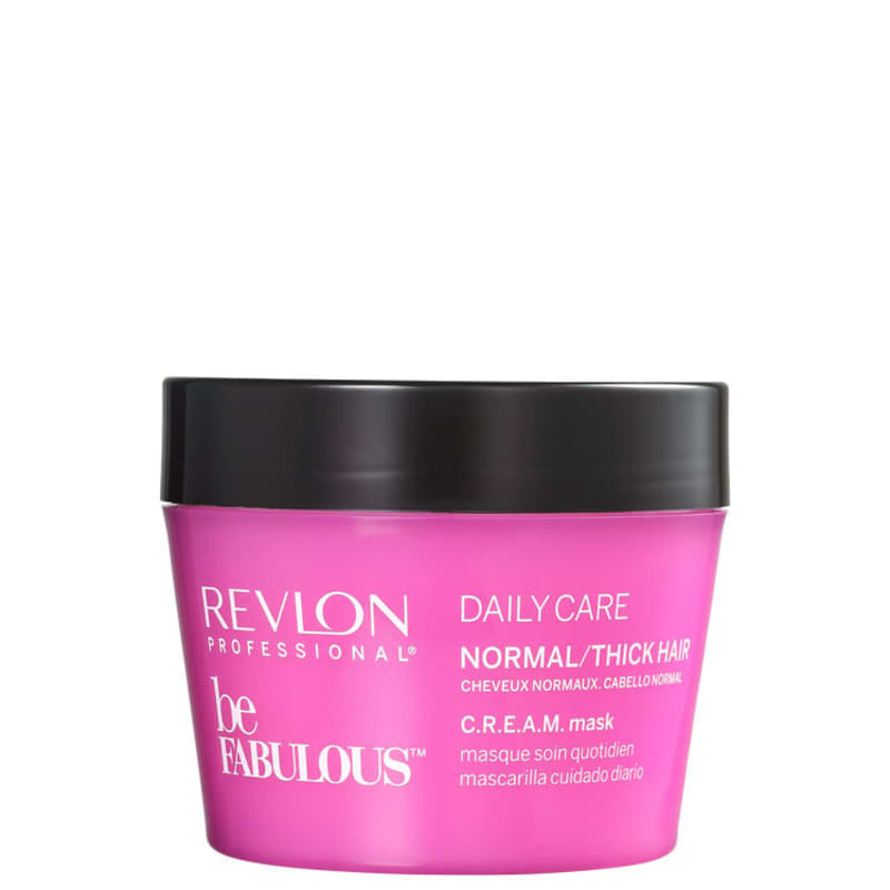 Revlon Professional Be Fabulous C.R.E.A.M. - Máscara 200ml