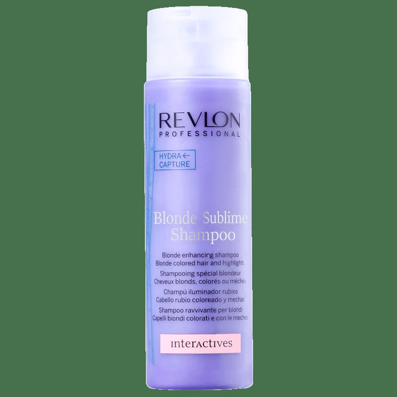 Revlon Professional Color Sublime Blonde - Shampoo Desamarelador 250ml