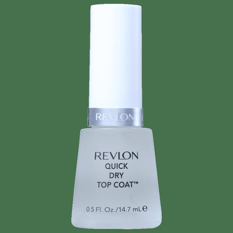 Revlon Quick Dry Top Coat - Base Fixadora de Esmalte 14,7ml