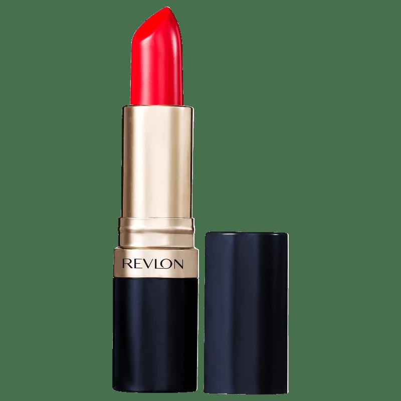 Revlon Super Lustrous 720 Fire & Ice - Batom Cremoso 4,2g