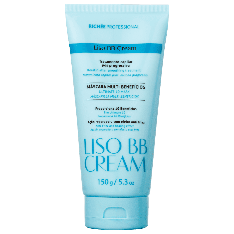 Richée Professional BB Cream - Máscara Capilar 150g