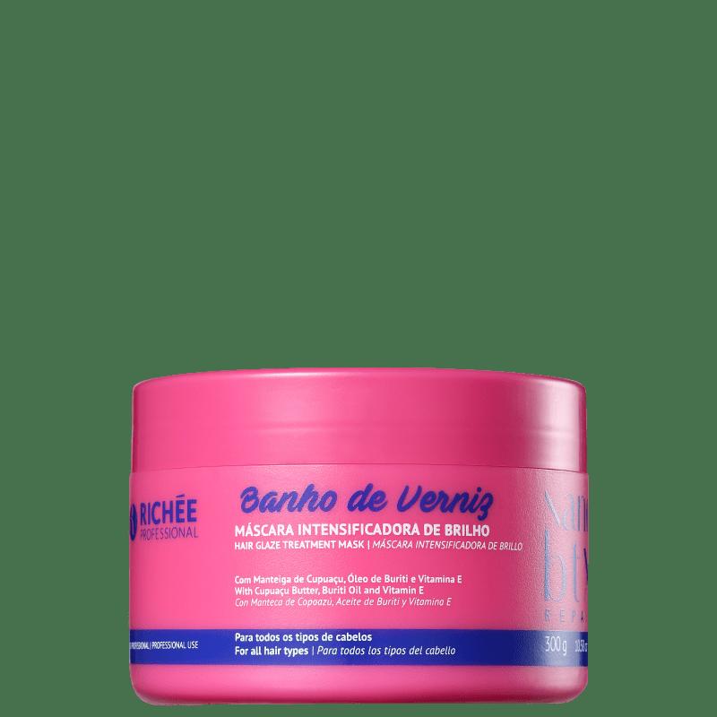 Richée Professional Nano Botox Repair Banho de Verniz - Máscara Capilar 300g