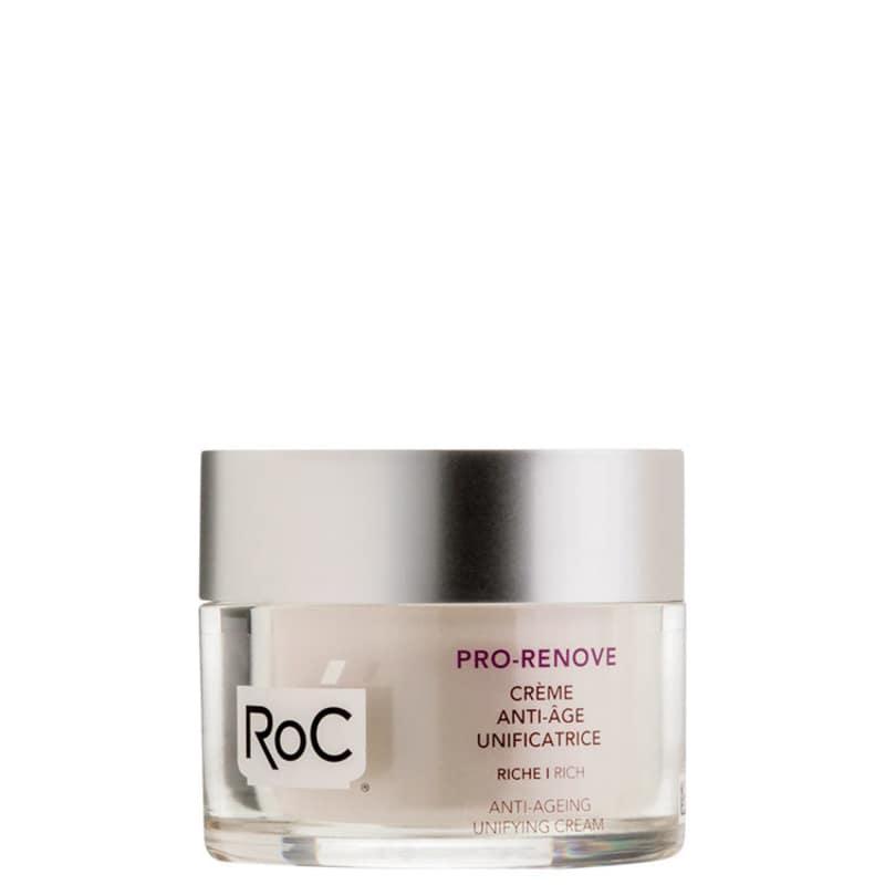 RoC Pro-Renove Anti-Ageing Unifying Rich - Creme Anti-Idade 50ml