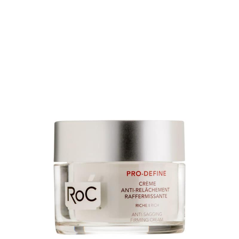 RoC Pro-Define Anti-Sagging Firming Rich - Creme Anti-Idade Firmador 50ml