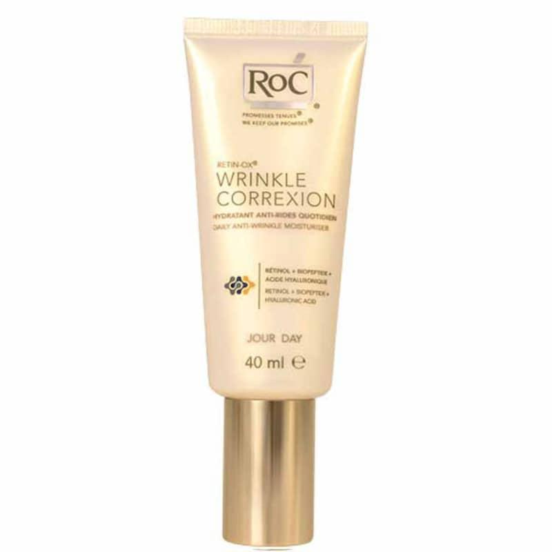 RoC Wrinkle Correxion Daily Moisturiser - Creme Dia Antirrugas 40ml