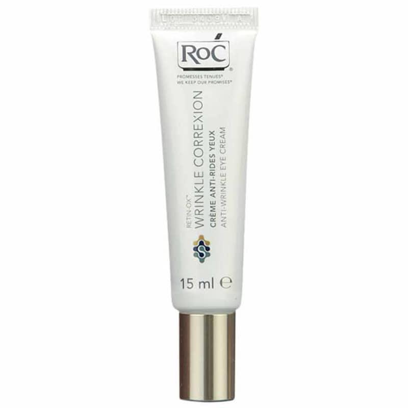 RoC Wrinkle Correxion Eye Cream - Creme Antirrugas para O Contorno dos Olhos 15ml