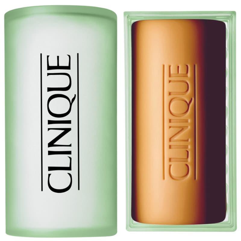 Clinique Oily Skin Formula With Dish - Sabonete em Barra Facial 100g