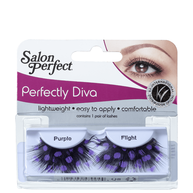 Salon Perfect Perfectly Diva 47004 - Cílios Postiços