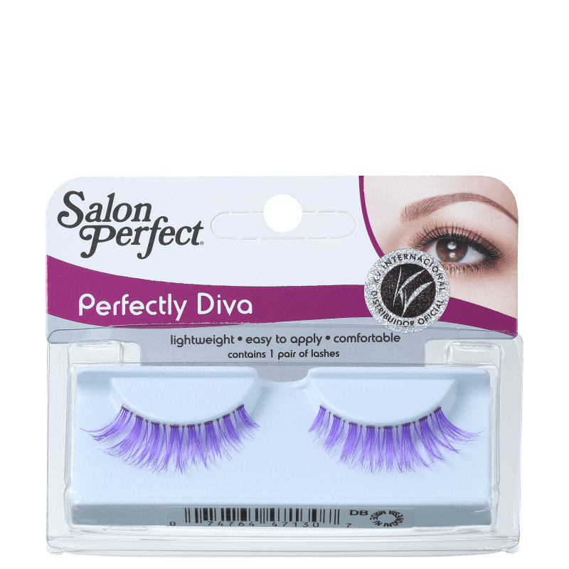 Salon Perfect Perfectly Diva 47130 - Cílios Postiços