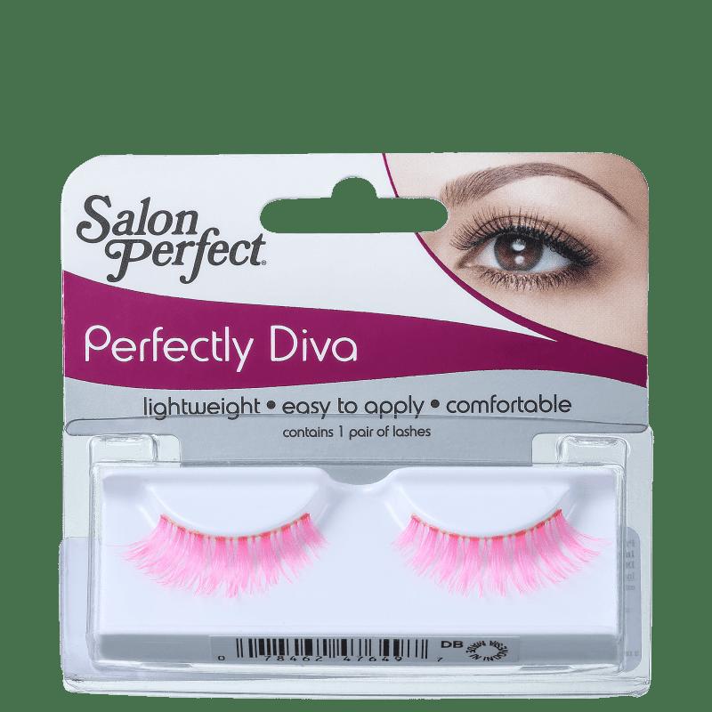 Salon Perfect Perfectly Diva 47649 - Cílios Postiços