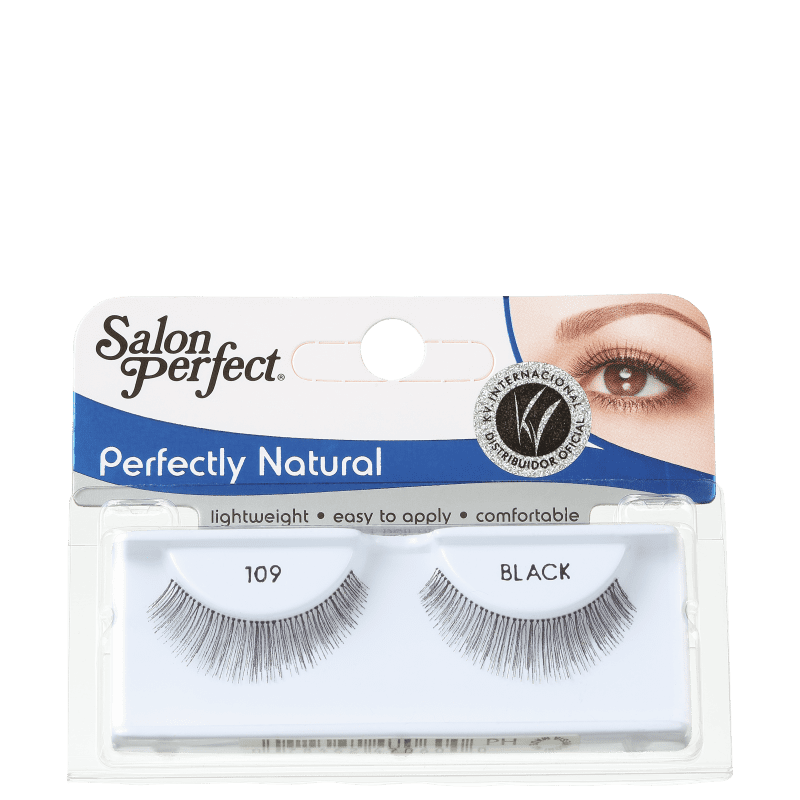 Salon Perfect Perfectly Natural 109 - Cílios Postiços