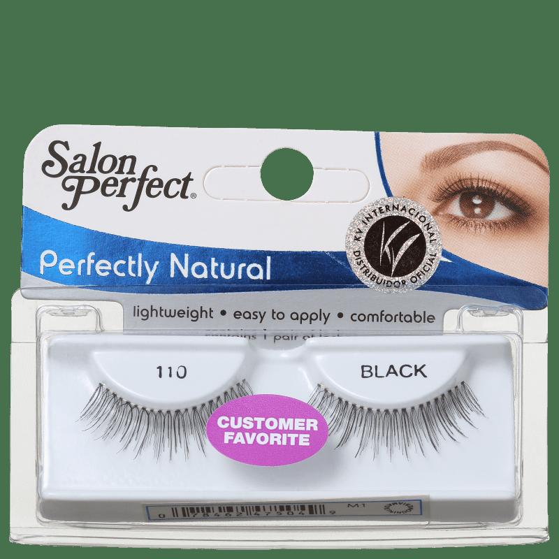 Salon Perfect Perfectly Natural 110 - Cílios Postiços