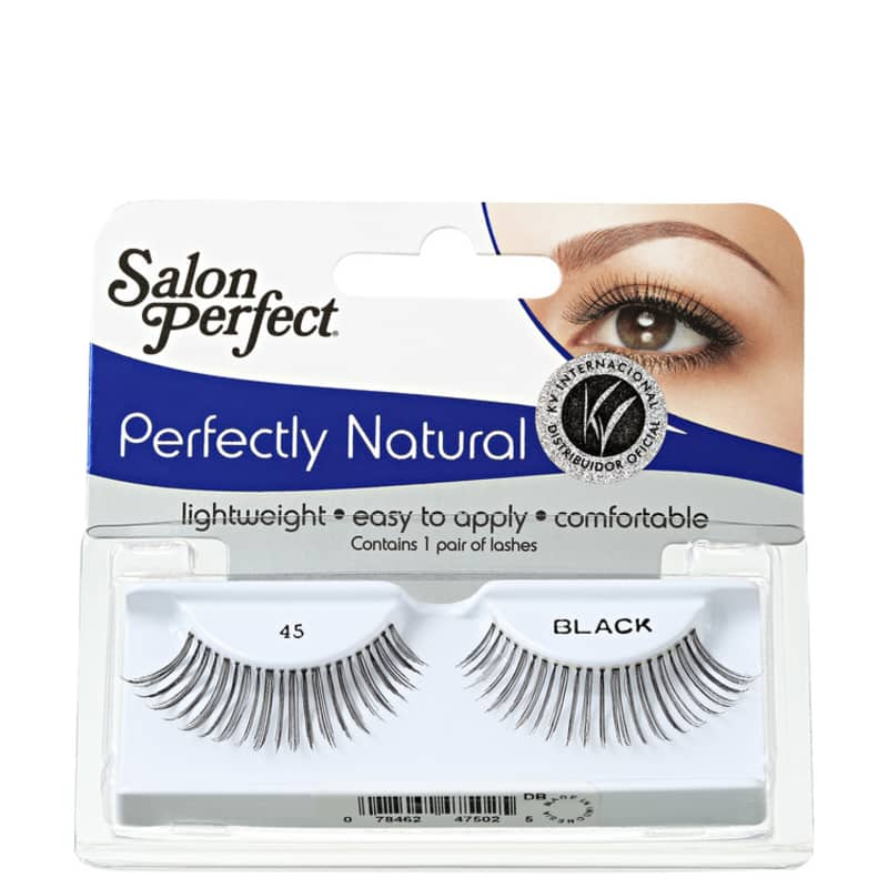 Salon Perfect Perfectly Natural 45 - Cílios Postiços