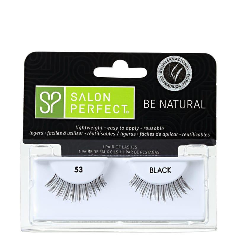 Salon Perfect Perfectly Natural 53 - Cílios Postiços