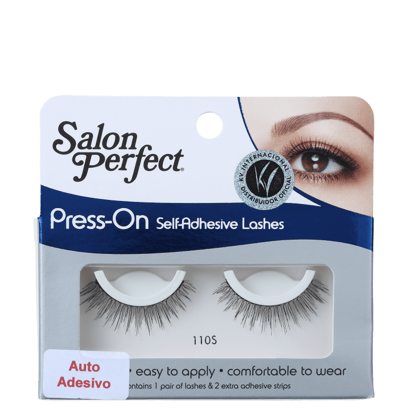 Salon Perfect Press On 110S - Cílios Postiços