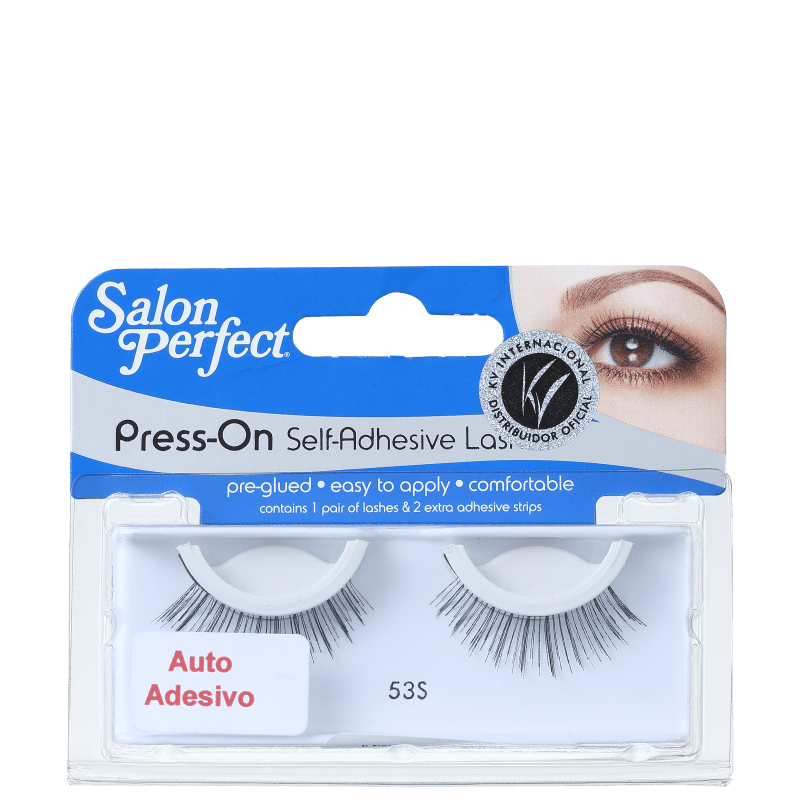 Salon Perfect Press On 53S - Cílios Postiços
