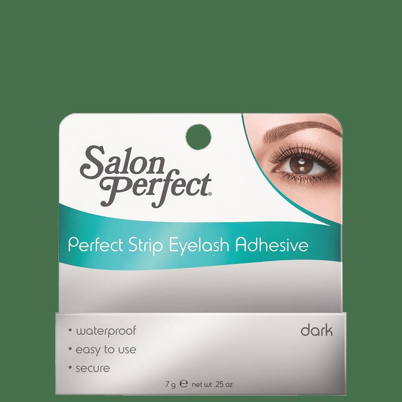 Salon Perfect Strip Lash Adhesive Dark - Cola para Cílios 7g