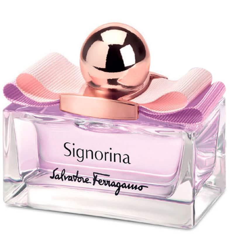 Signorina Salvatore Ferragamo Eau de Toilette - Perfume Feminino 50ml