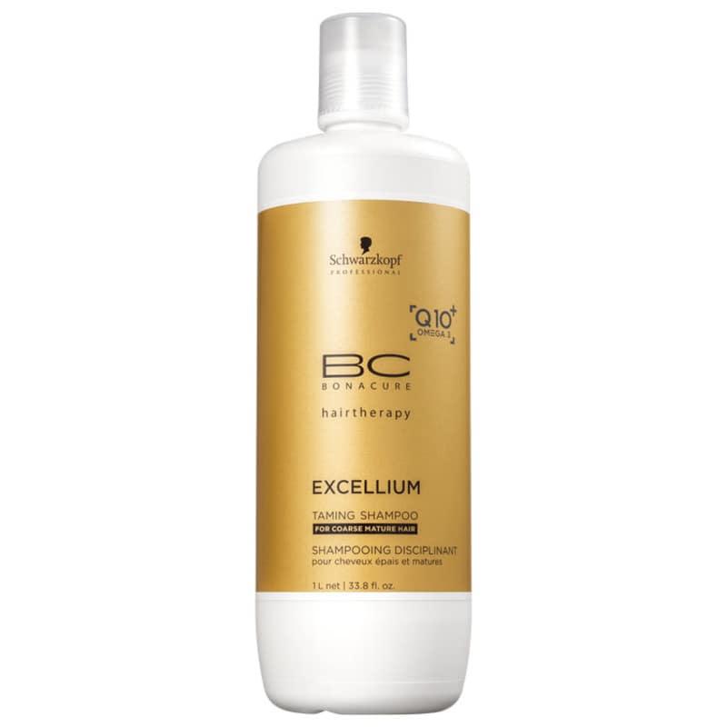 Schwarzkopf Professional BC Excellium Taming - Shampoo 1000ml
