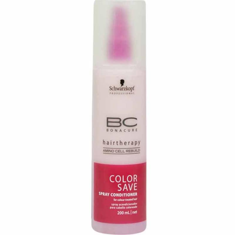 Schwarzkopf Professional BC Bonacure Color Save Spray Conditioner - Condicionador Leave-In 200ml