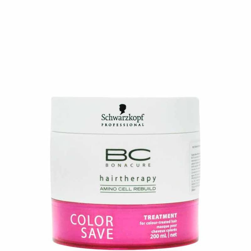 Schwarzkopf Professional BC Bonacure Color Save Treatment - Máscara de Tratamento 200ml