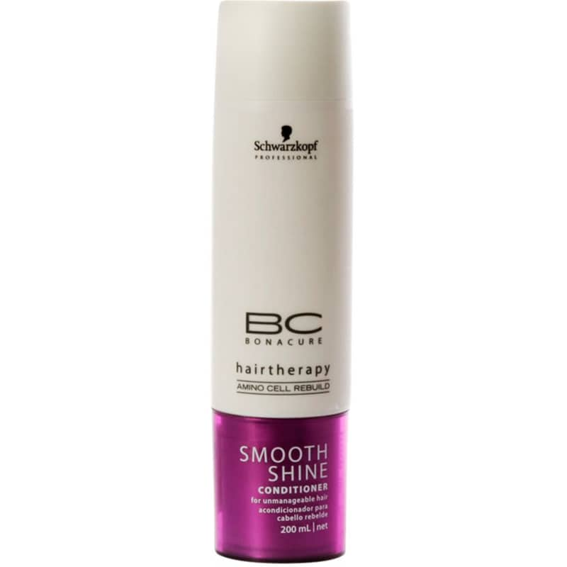 Schwarzkopf Professional BC Bonacure Smooth Shine Conditioner - Condicionador 200ml